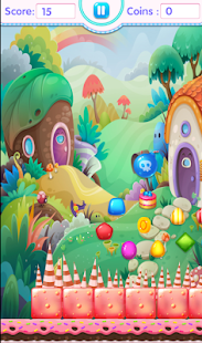 Candy Jam - Cookie Crush match 3 jump game - náhled