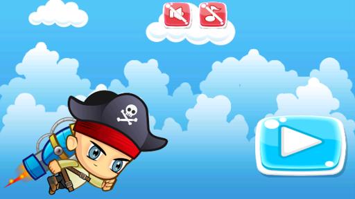 clumsy pirate