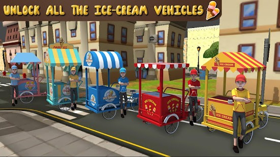 Beach Ice Cream Delivery- screenshot thumbnail