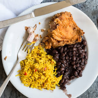 Central American–Style Fried Chicken.