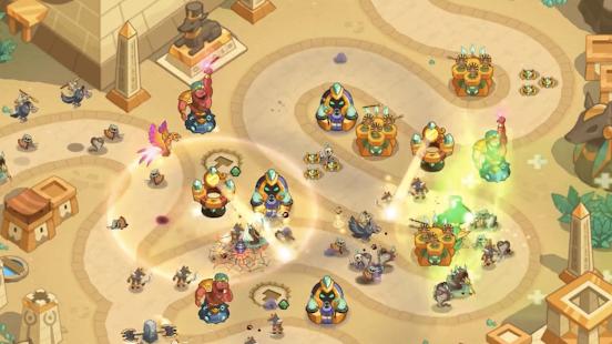 Realm Defense: Hero Legends TD Screenshot