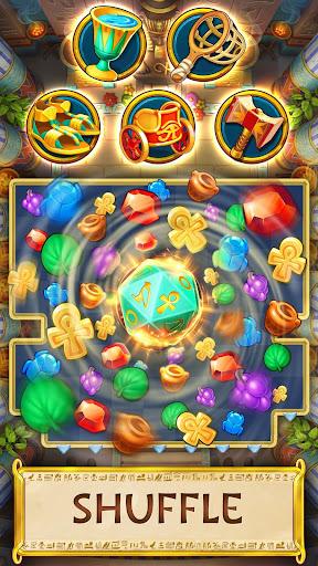 Jewels of Egypt: Match Game 1.6.600 screenshots 3