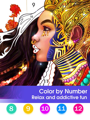 Color by Number - Happy Paint filehippodl screenshot 9