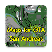 Maps for GTA San Andreas Free APK for Nokia