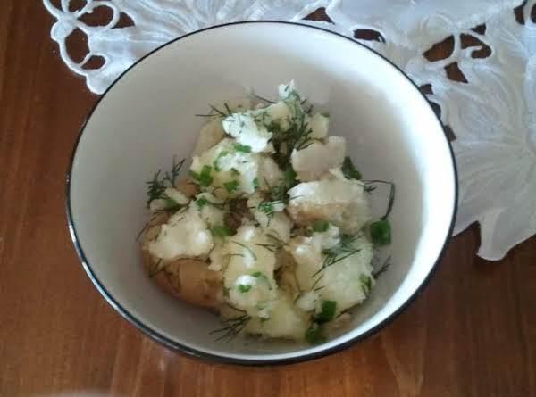 Polish Potatoes
