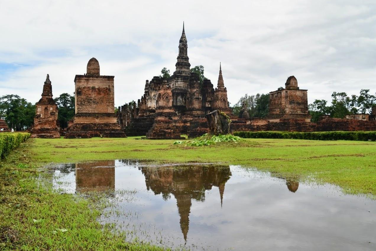 Que ver y hacer en Sukhothai