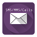 SMS/MMS & Call Logs to Email icon