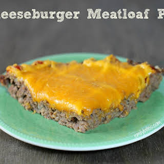 Cheeseburger Meatloaf Pie.