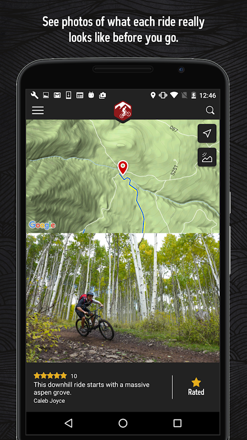 MTB Project- screenshot