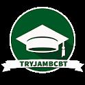 Try Jamb CBT Offline (Jamb UTME Mock 2019) icon