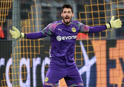 OFFICIEL: le Borussia Dortmund croit encore en Roman Bürki