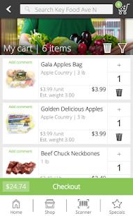 [Key Food Avenue N] Screenshot 3