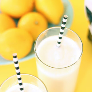 Lemon Ginger Smoothie