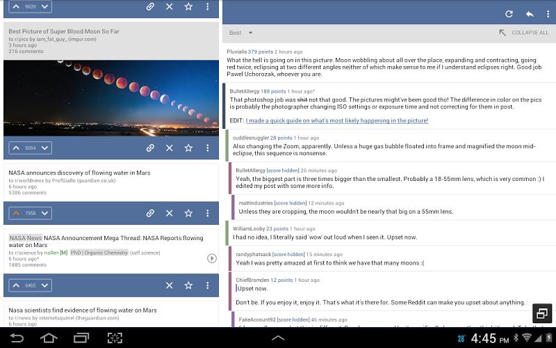BaconReader Premium for Reddit Screenshot 6