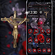 Red Rose Jesus Cross Theme for PC-Windows 7,8,10 and Mac