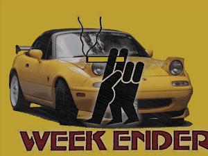 ロードスター  jスペックのカスタム事例画像 黄色いカエル( ˊ̱˂˃ˋ̱ )さんの2020年09月24日01:34の投稿