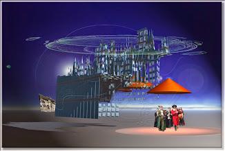 Photo: 2004 12 27 - R 04 04 12 566 w - D 052 - Recklinghäuser Stadtmusikanten - siehe D 058
