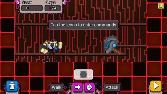 Omni-trix Glitch : Alien Transform Hero 4