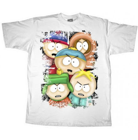 T-Shirt - South Park Boys