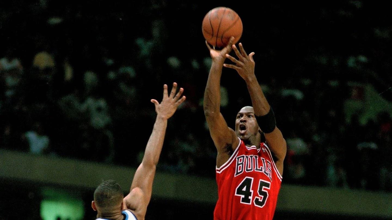 Watch I'm Back: The Return of Michael Jordan live