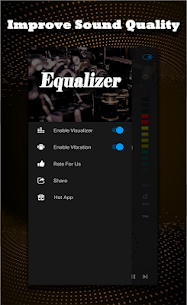 Equalizer & Bass Booster Pro MOD (Paid) 4