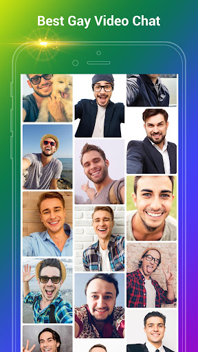 GINTER - GAY VIDEO CHAT .1.0.2 screenshots 1