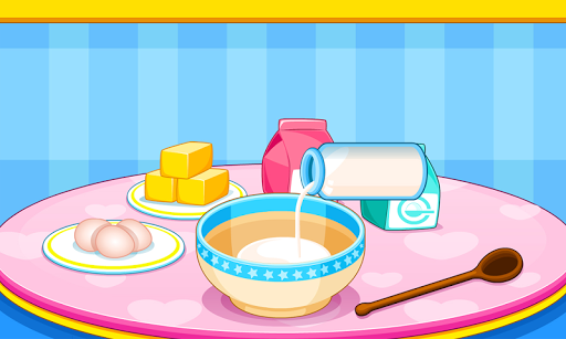 Download Cooking Game Bake A Chocolate Cake