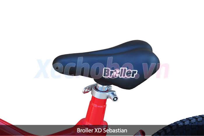 yên xe đạp broller Sebastian