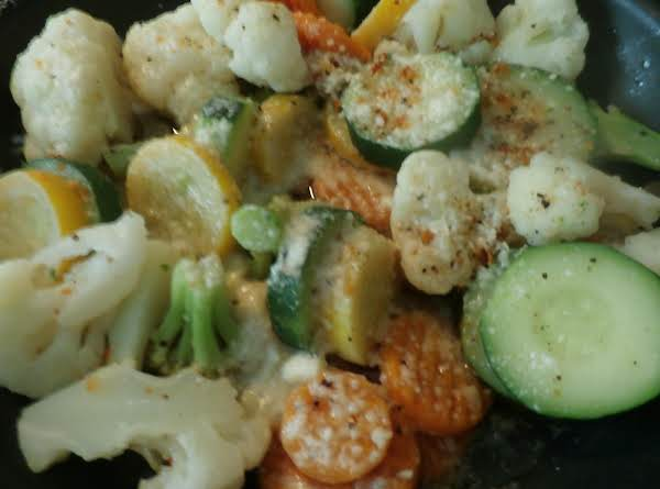 Skillet Veggie Mix Recipe