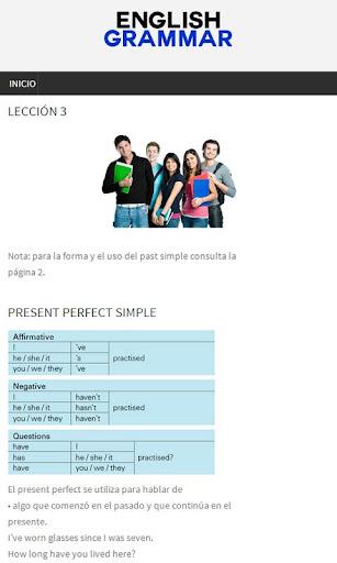 玩免費教育APP|下載Curso de inglés Gramática app不用錢|硬是要APP
