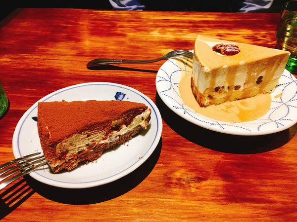 屋子裡有甜點,嘉義市必訪甜點店🍰在老宅中品嚐隱藏版限量蛋糕,晚了就吃不到啦