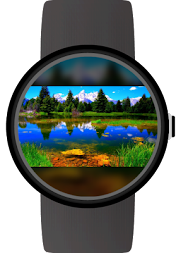 Photo Gallery for Android Wear APK screenshot thumbnail 3