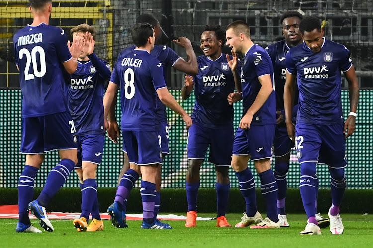 Anderlecht n'est pas encore débarrassé du Covid-19
