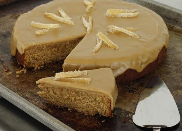 Treble-ginger Cake Recipe