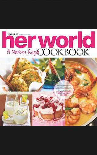 玩健康App|Her World Cookbook Malaysia免費|APP試玩