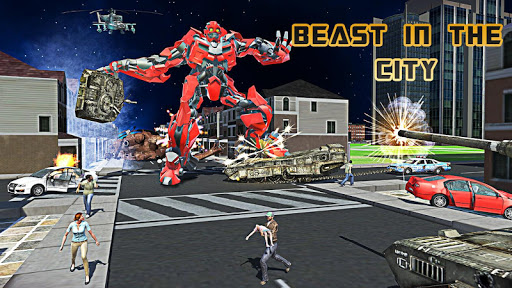 Robots & Shark Transformation Hunter War 3D 1.0.3 {cheat|hack|gameplay|apk mod|resources generator} 5