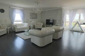 Appartement 5 pièces 123,42 m2