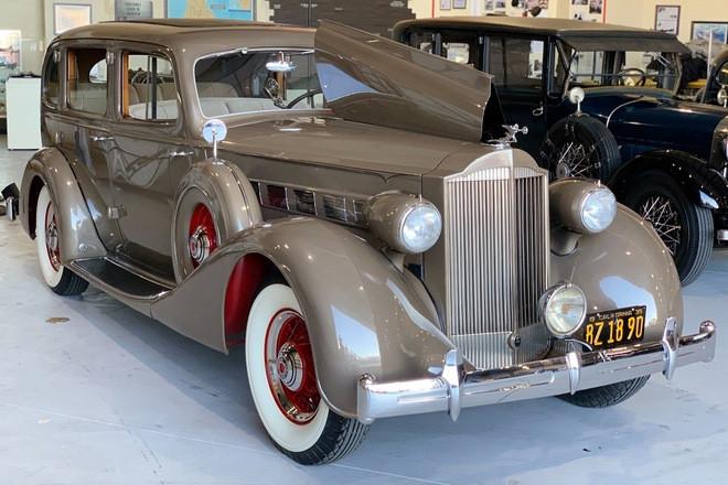 1935 Packard Super 8 Special Hire Bentonville