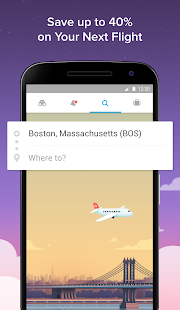 Hopper - Watch & Book Flights- screenshot thumbnail