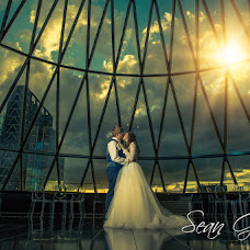 Wedding photographer Sean Gannon (gannon). Photo of 19.10.2015