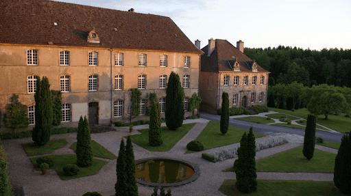 Abbaye d'autrey Vosges 88