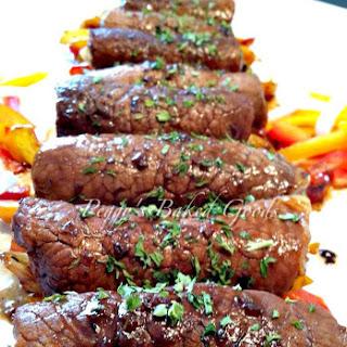Beef Roll Ups.