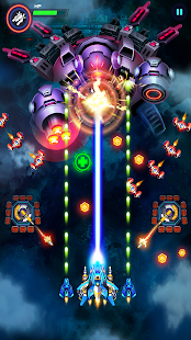 Infinity Shooting Galaxy War v 1 9 6 Hack MOD APK (Free