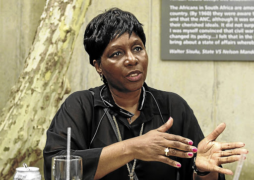 Delays: Communications Minister Ayanda Dlodlo has extended the appointment of acting executives. It is said she and President Jacob Zuma want to place their preferred candidates. Picture: PETER MOGAKI.