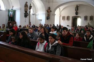 Photo: V kostele sv. Petra a Pavla v Nové Bystřici