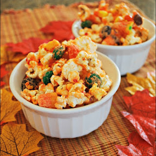 Fall Popcorn – Food Fun Friday