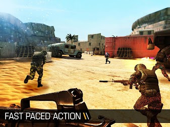 Bullet Force APK screenshot thumbnail 2