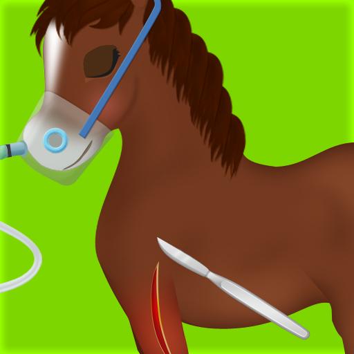 Horse Surgery Games 休閒 App LOGO-APP試玩