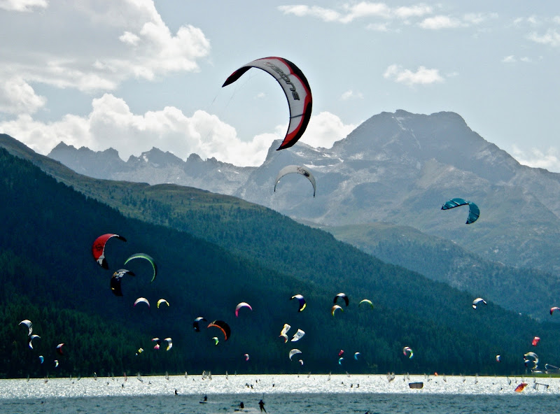 Volare sull'acqua di gaspare_aita