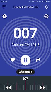Kolkata FM Radios Stations Calcutta West Bengal FM - náhled